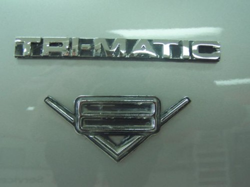 Trimatic auto transmission