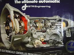 Btr 93LE auto transmission