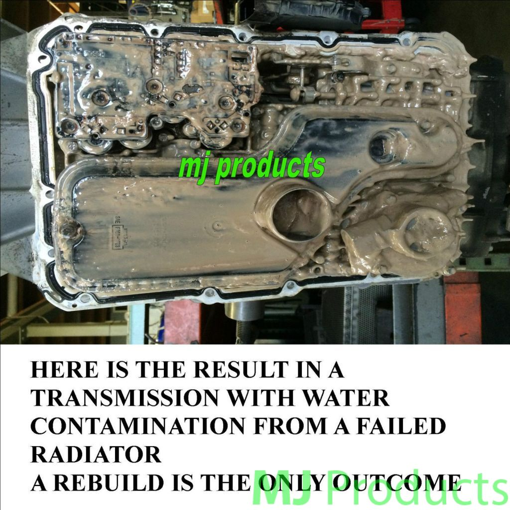 automatic transmission cooler kit