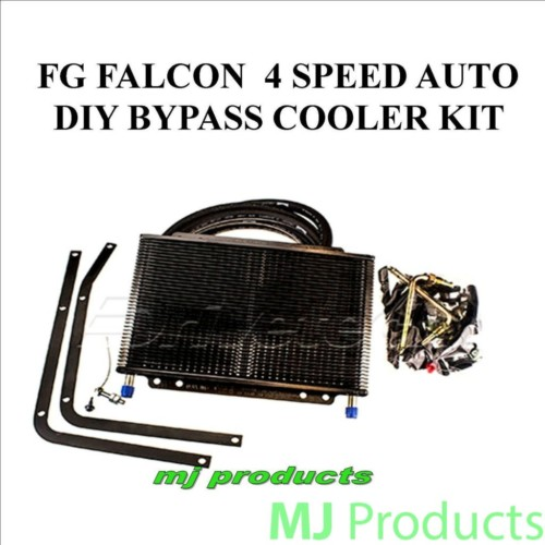 OIL COOLER Ford FG Falcon Automatic Transmission Oil Cooler Coolant Bypass  Kit DIY 13837604