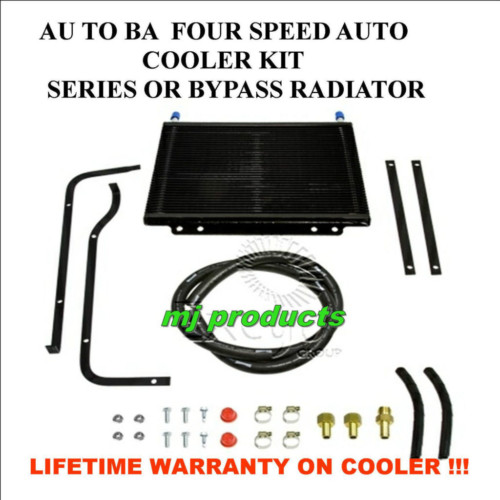 Cooler Ford AU - BA Falcon Automatic Transmission cooler kit suit 4 speed  340461