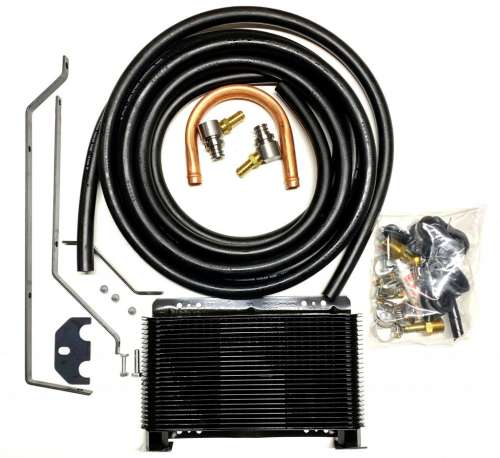 TRANSMISSION OIL COOLERS / KITS