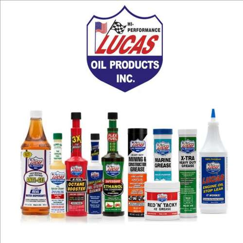 LUCAS OIL'S FUEL / OIL'S / ADDITIVE'S